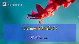 ห่วงแฟน คาราโอเกะฮิต Thaikaraokehit HD พุ่มพวง ดวงจันทร์