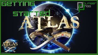Atlas - STARTING OUT - GETTING STARTED ON OUR PIRATE ADVENTURE