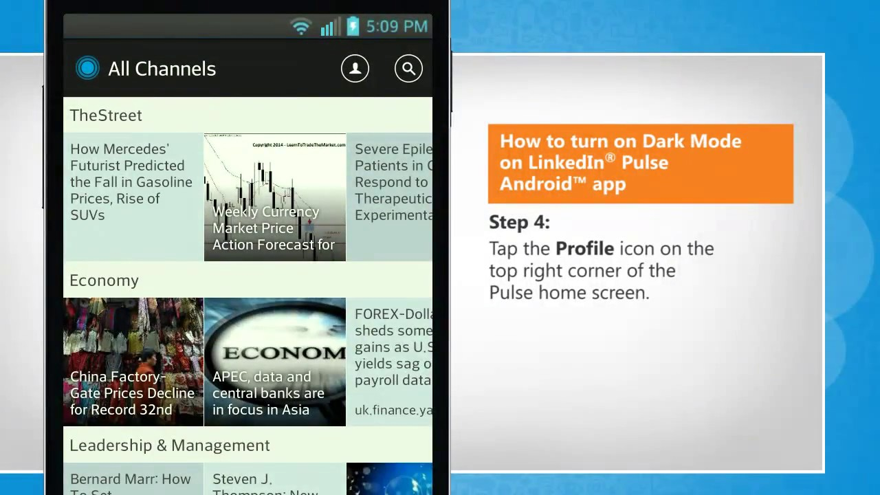 LinkedIn is rolling out dark mode globally. Here's how to turn it on