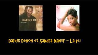 Darius Denon et Sandra Nanor   La pli