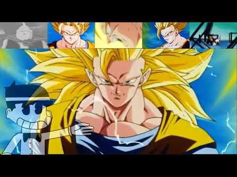 "(DBZ) Goku - ""Super Saiyan 3"" - Sparta Extended Remix"
