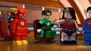 ブルーレイ&DVD『LEGO®スーパー・ヒーローズ:ジャスティ・リーグ<悪の軍団誕生>』9月9日リリース