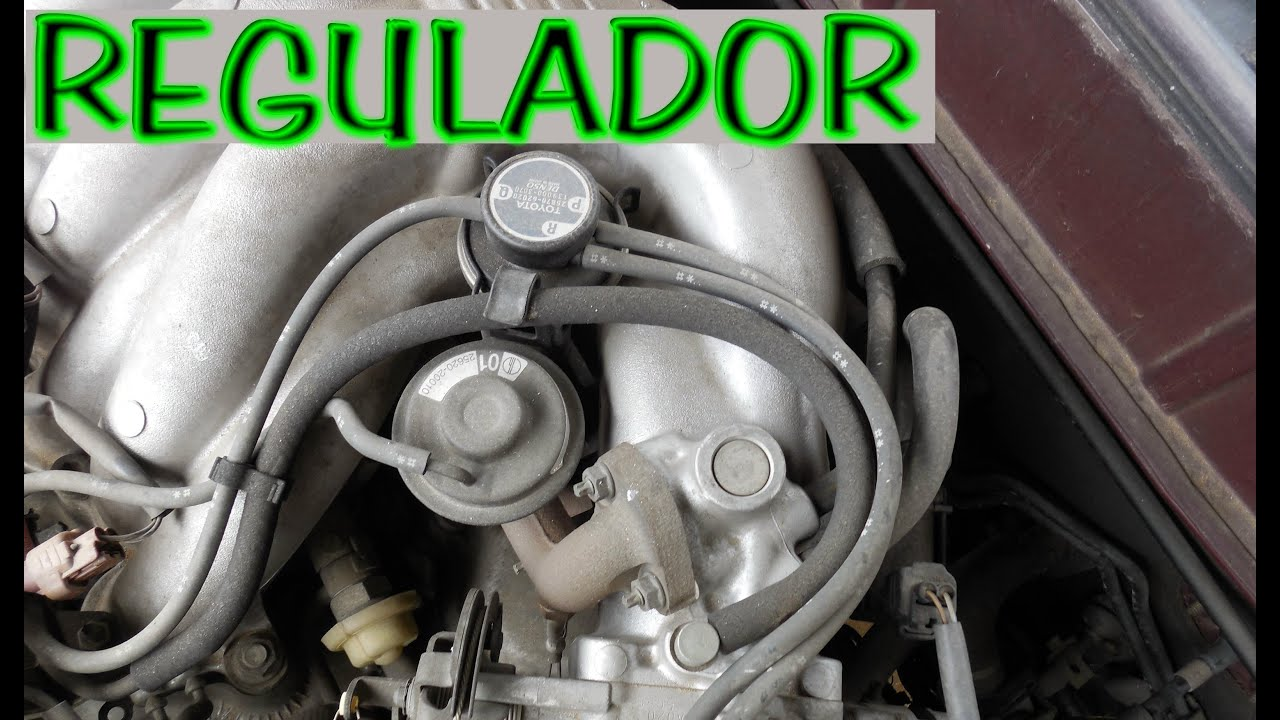 Como Funciona El Regulador De Gasolina Youtube