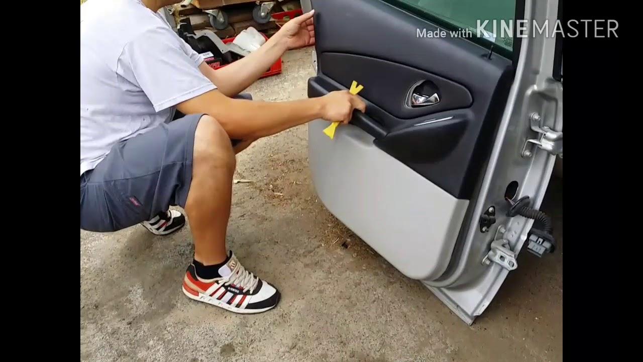 Chevy Malibu Door Panel Removal