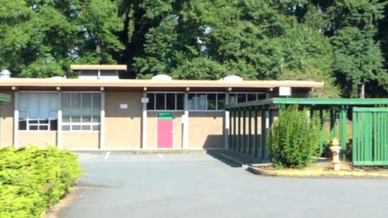 Former Woodway High School