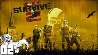 """SWAMPY ZOMBIE FUN TIMES!!!"" - How To Surive 2 Part 2 - 1080p HD PC Gameplay Walkthrough"
