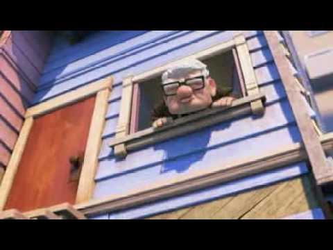 Up to the sky   cartoon movie