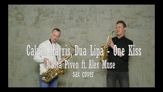 Download Lagu Calvin Harris, Dua lipa- One kiss (Nikita Piven ft. Alex Muse sax cover) Mp3
