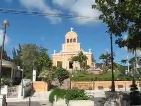 Vista de Moca, Puerto Rico