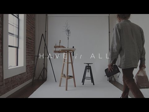 Have It All // Brian Johnson // Have It All Official Lyric Video