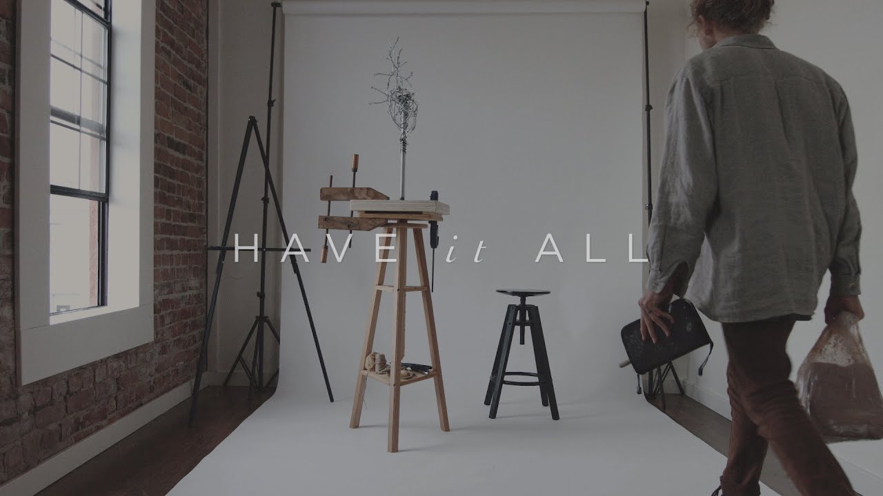 Have It All (Official Lyric Video) - Brian Johnson | Have It All