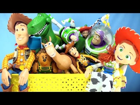 Toy Story Collection Woody Buzz Lightyear Recensione Ita
