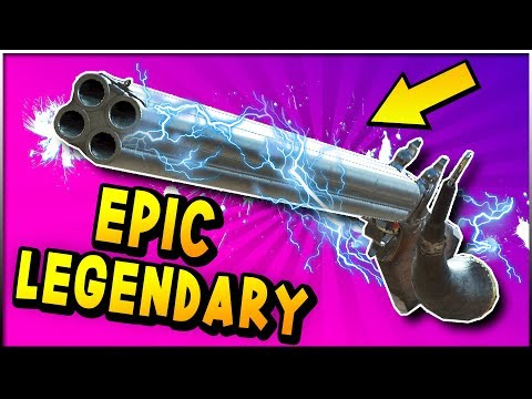 Fallout 76 - EPIC Over-Powered LEGENDARY RIFLE! 1000+ Damage (Fallout 76 Gameplay)