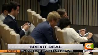 EU on Brexit deal #DayBreak