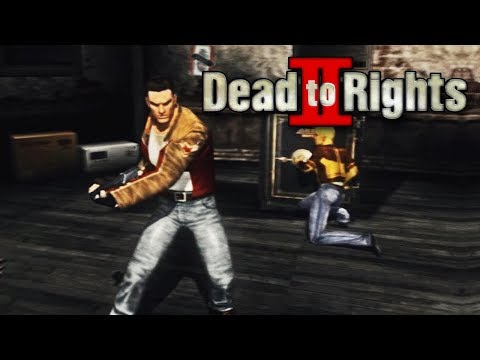 Dead to Rights 2 - Mission #4 - The Old Church