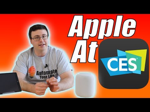 Apple at CES 2019 -  New Products, Integration, Apple Music, and More Mp3