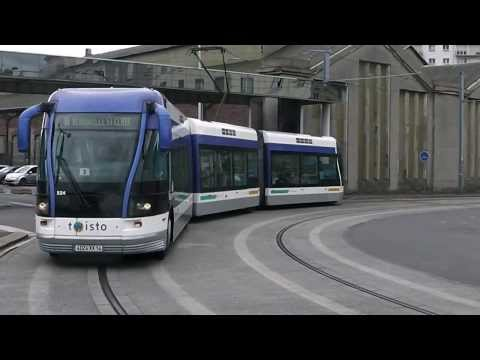 2012 05 15 Guided Trolleybus 524, Caen