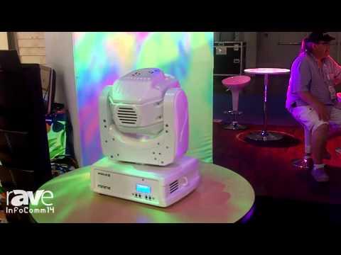 InfoComm 2014: ROBE Shows Off MiniMe 2500 Lumen Video Projector