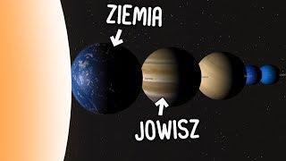 Co by się stało gdyby ZIEMIA była 100x większa? (Universe Sandbox ²)