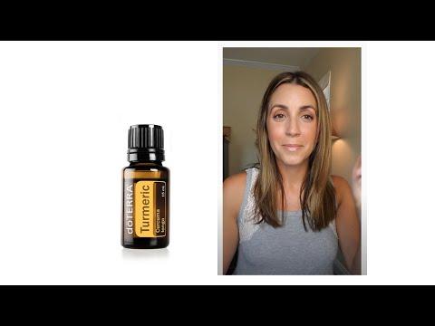 Turmeric Oil for Skincare