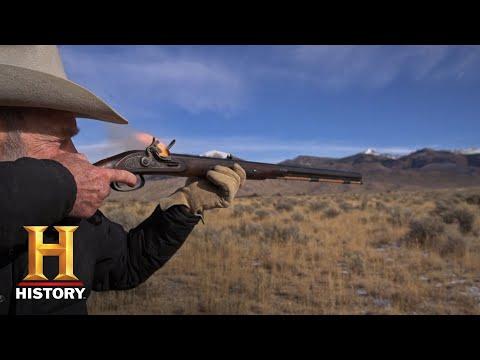 Mountain Men: Building A Flintlock Rifle (Season 8) | History