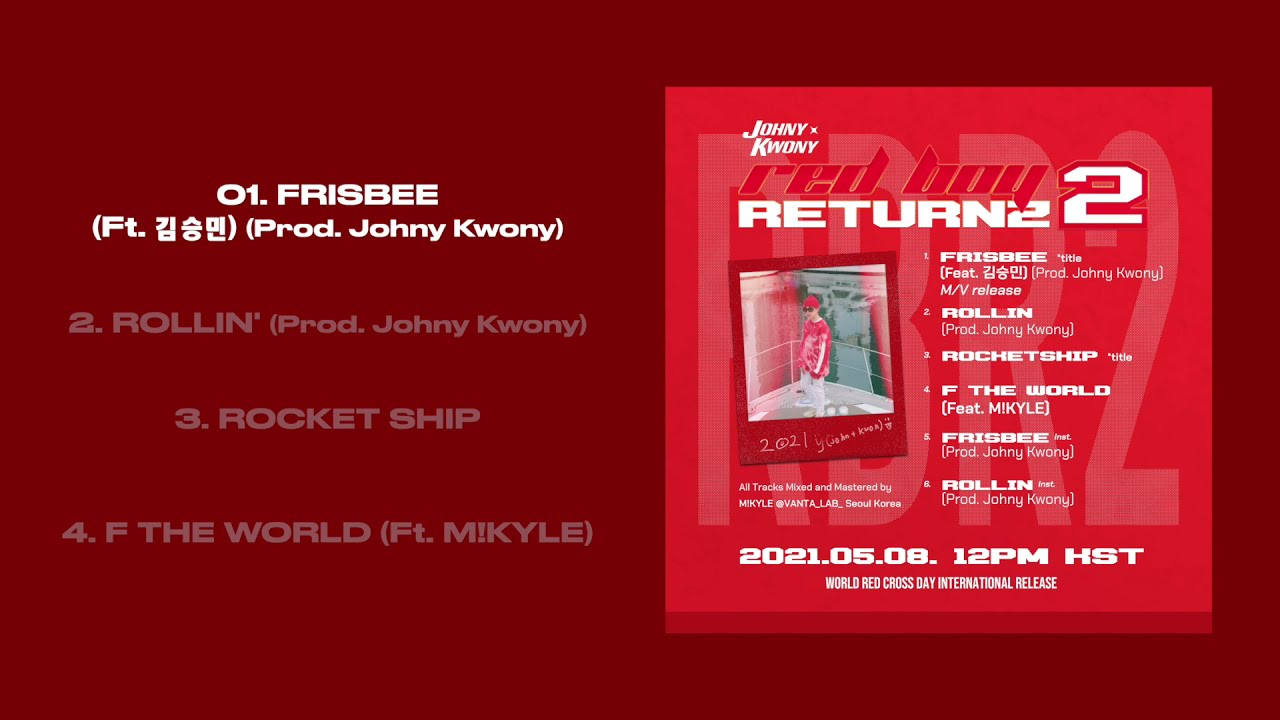 [RED BOY RETURNZ 2] 🔴 Full Album (Official Audio)