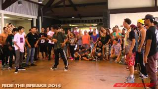 RTB 2014 09 FINALS PINEAPPLE PICKERS VS 808 BREAKERS