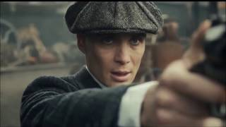 Peaky Blinders Thomas Shelby kavga ettiği sahneler (to fight)