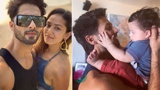 Shahid Kapoor Family Members   Wife, Daughter, Son, Brother, Sister, Parents & Biography