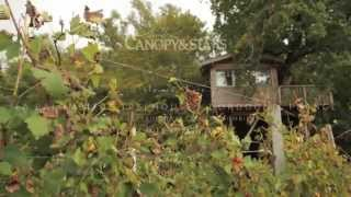 La Palombière Treehouse - Sawday's Canopy & Stars | Glamping In France