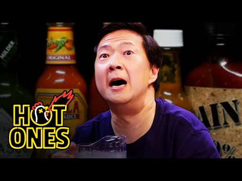 Digital Riggs - Ken Jeong Eats Spicy Wings