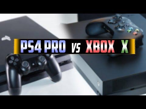 XBOX ONE X ИЛИ PS4 PRO? ЧТО ВЫБРАТЬ В 2019-2020