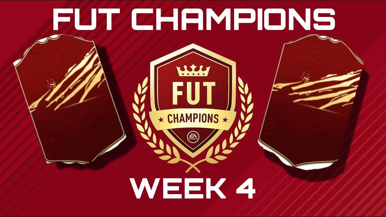 FIFA 21 FUT CHAMPIONS HIGHLIGHTS! | WEEK 4 | FUT CHAMPIONS GAMEPLAY