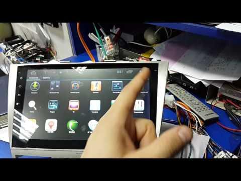 Штатная магнитола Toyota Camry V40 (2006-2012) Android 6.0 CF-3018
