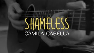 Camila Cabello - Shameless Lyrics (Acoustic)
