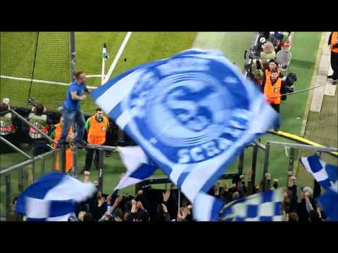 Schalker in der UEFA Europa League  -  16 03 2017