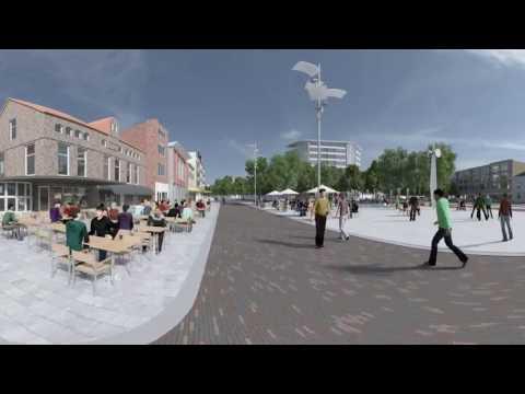 Schiekwartier Schiedam 360 VR