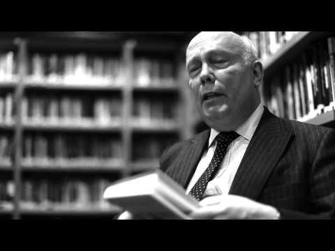 PTMGMC: Julian Fellowes reads Christina Rossetti