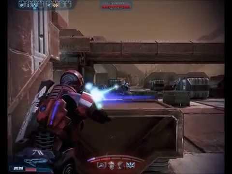 """Смотреть прохождение игры Mass Effect 3. Серия 13: """"Надоедливый Цербер."""""""