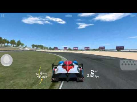 Real Racing 3 RR3 Nissan GT-R LM Nismo Le Mans GamePlay