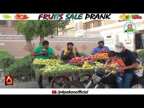 | FRUIT SALE PRANK | By Nadir Ali & Team In | P4 Pakao | 2018