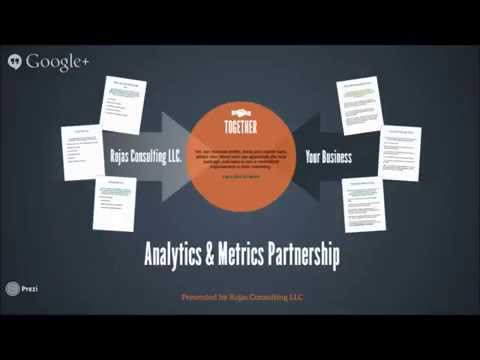 Marketing Analytics and Metrics Partnership Video