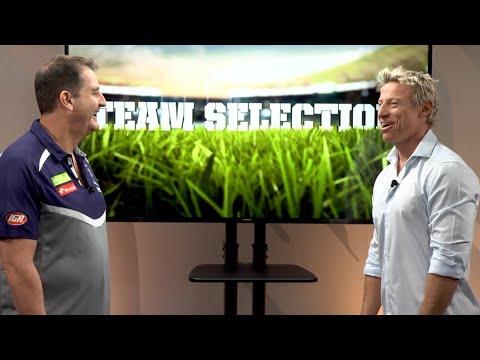 Team Selection: Rd 10 v North Melbourne