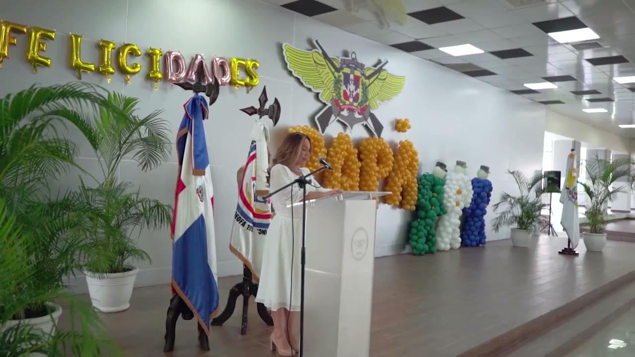 Asociación Dominicana de Esposas de Oficiales de las Fuerzas Armadas celebra el Día de los Padres