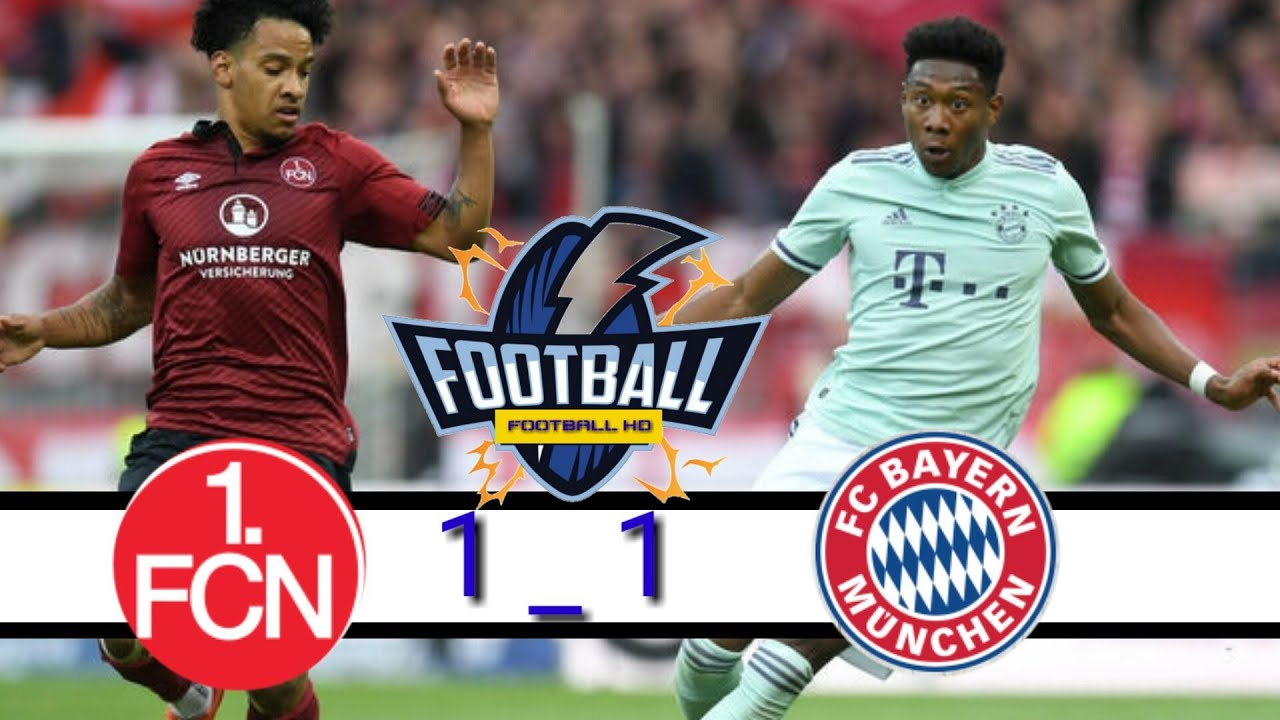 NГјrnberg Bayern Bundesliga