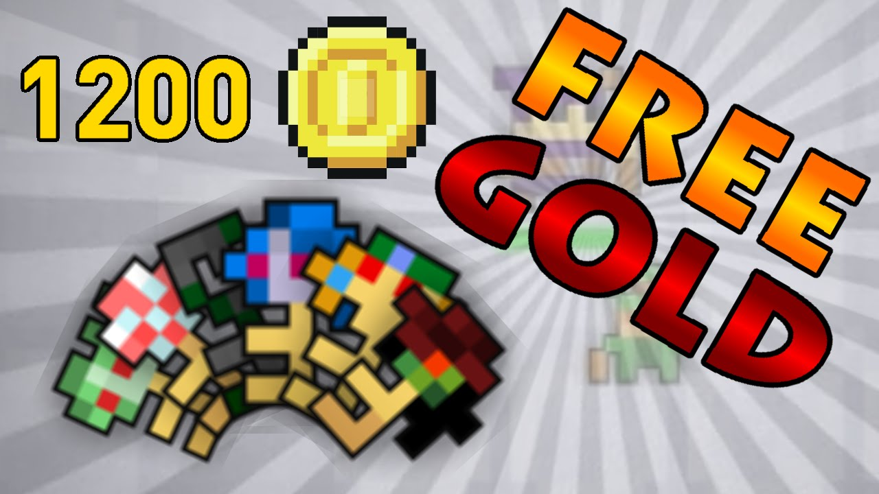 RotMG: How To Get 1200+ Gold Every Week for FREE