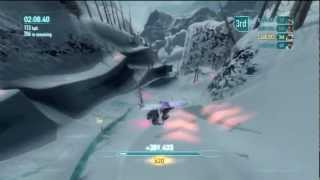 Learning The Ropes - SSX 4 Gameplay (HD)