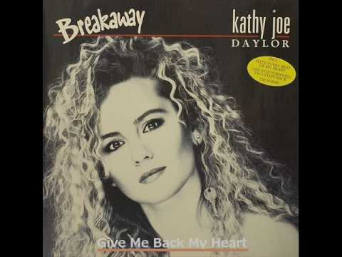 Kathy Joe Daylor- Give Me Back My Heart (1990)