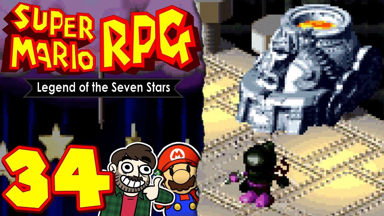 "Super Mario RPG [34] ""The Corporate Ladder"""