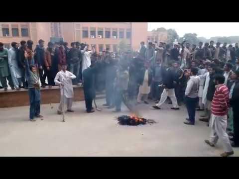 IIUI Students Fight